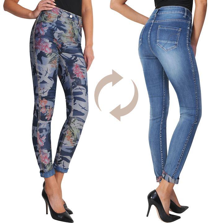 Jeans Luna Gr. L