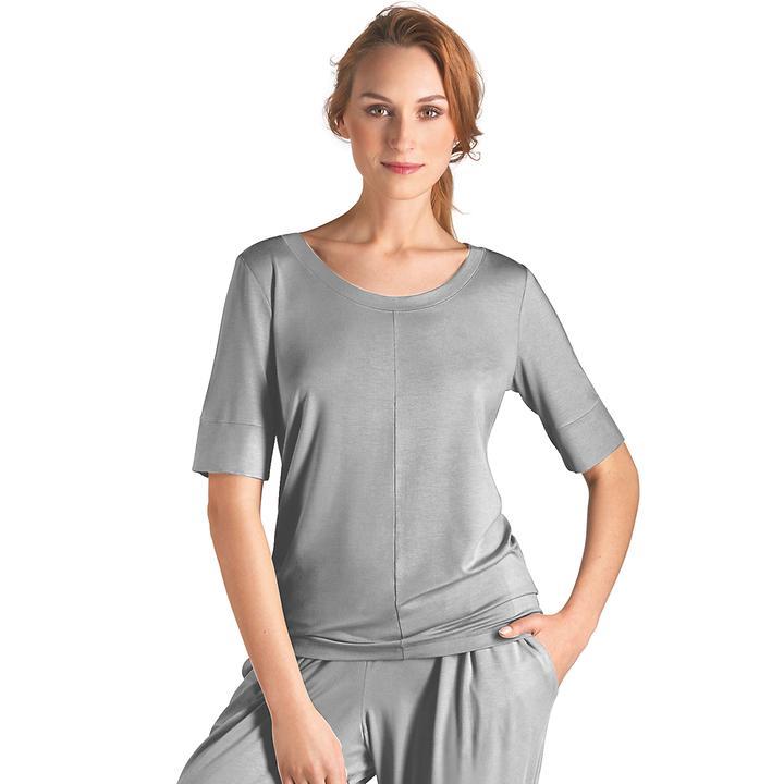 Shirt Yoga grau | Sportbekleidung > Sportshirts > Yogashirts | Hanro