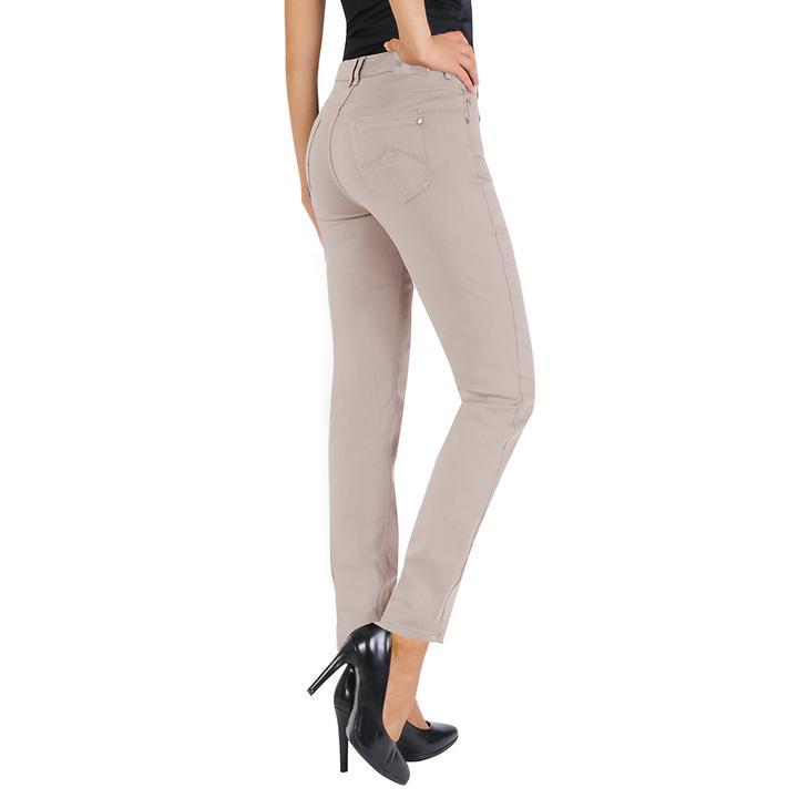 Slimfit-Jeans Gracia grau Gr. 40
