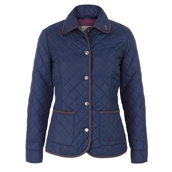Steppjacke Margaret Navy, Gr. 44