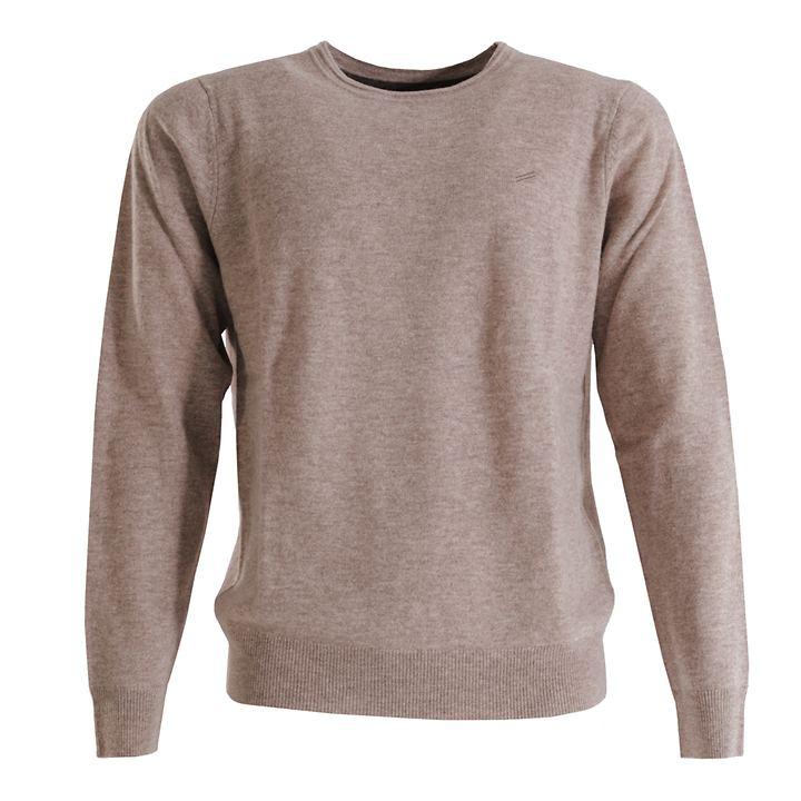 Kaschmir-Pullover Daniel Hechter beige Gr. XL