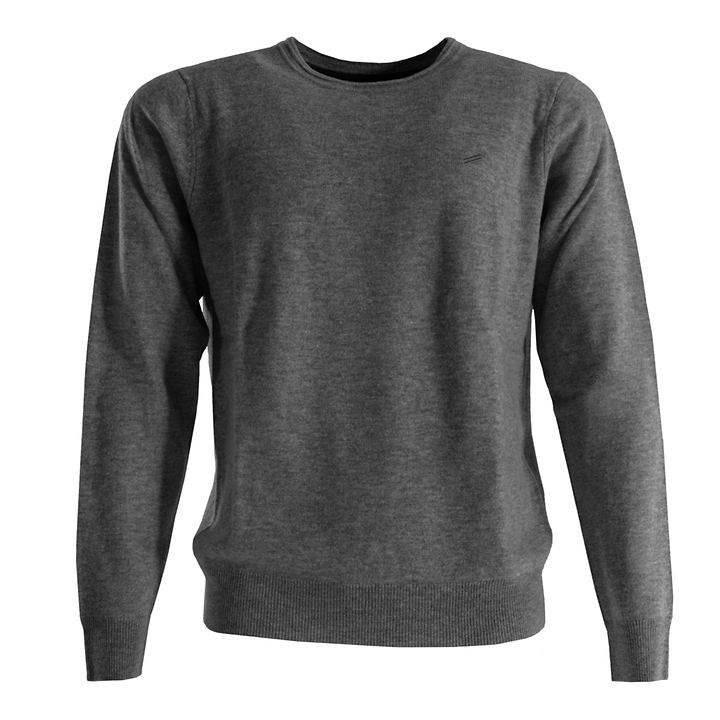 Kaschmir-Pullover Daniel Hechter anthrazit Gr. XL