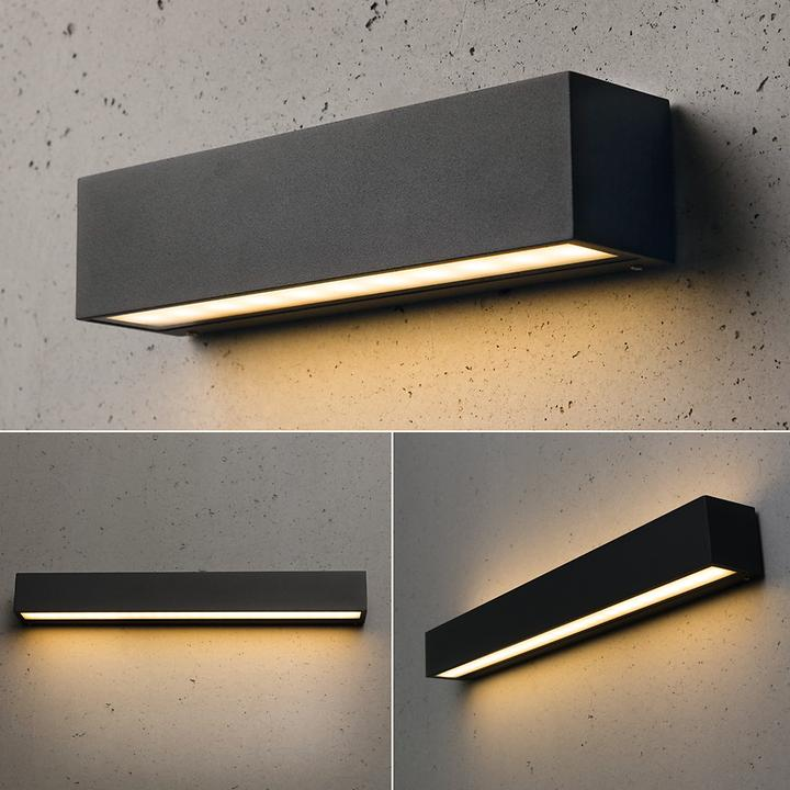 LED-Wandleuchte Medea