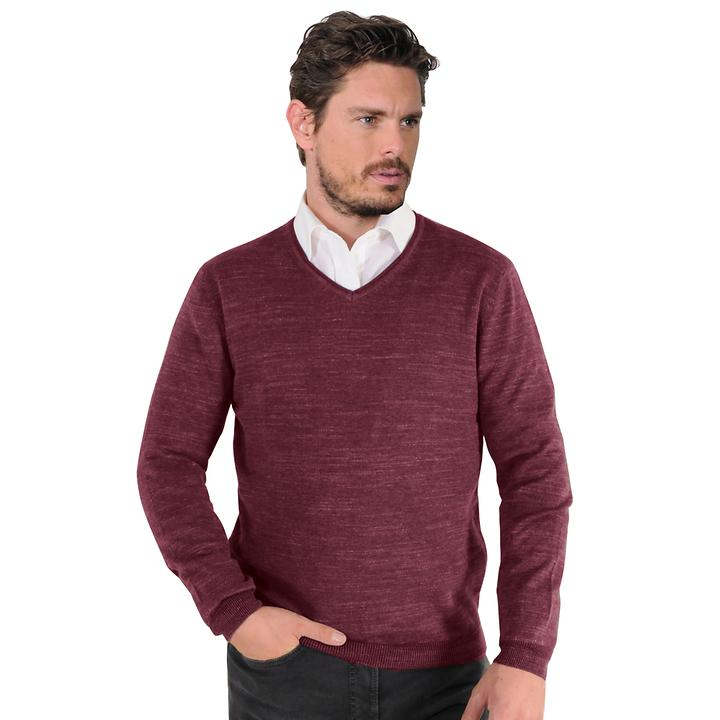 Pullover Maurice rot Gr. XL