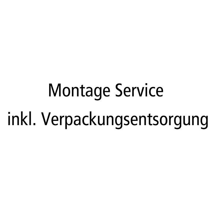 Montage-Service für Compact inkl. Verpackungsentsorgung