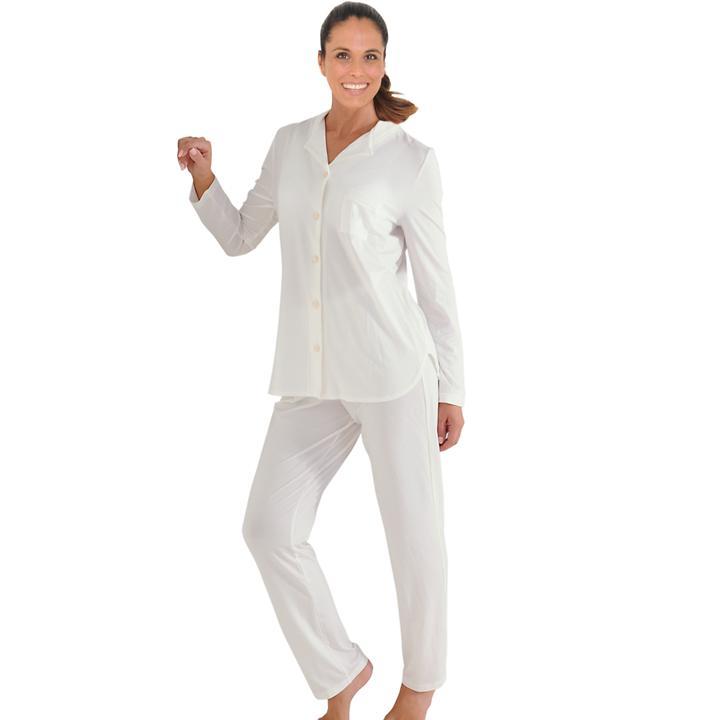 Pyjama Paris champagner Gr. 44