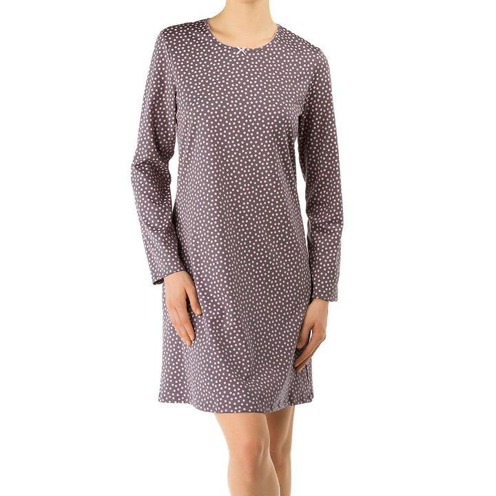 Romantisches Big Shirt aus 100% Baumwolle