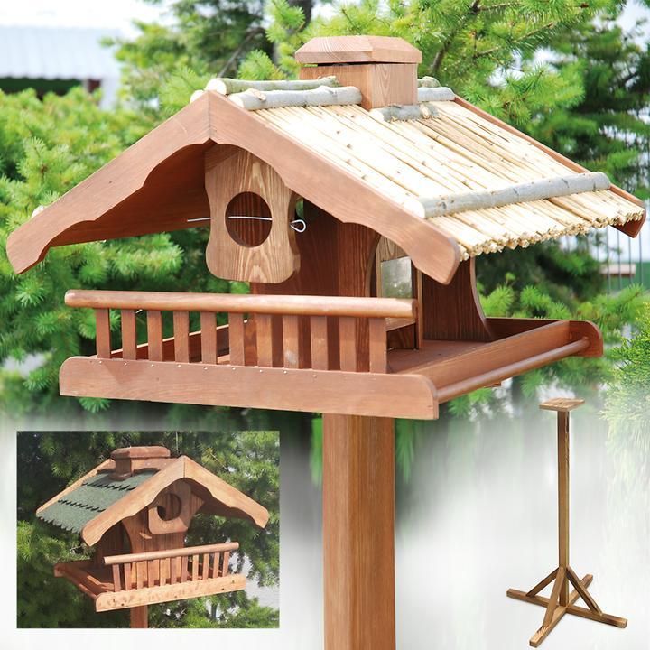 Vogelhäuser Birdy