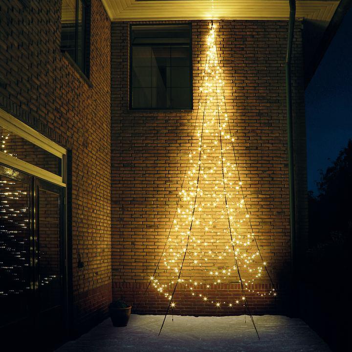 LED-Wand-Weihnachtsbaum H 400