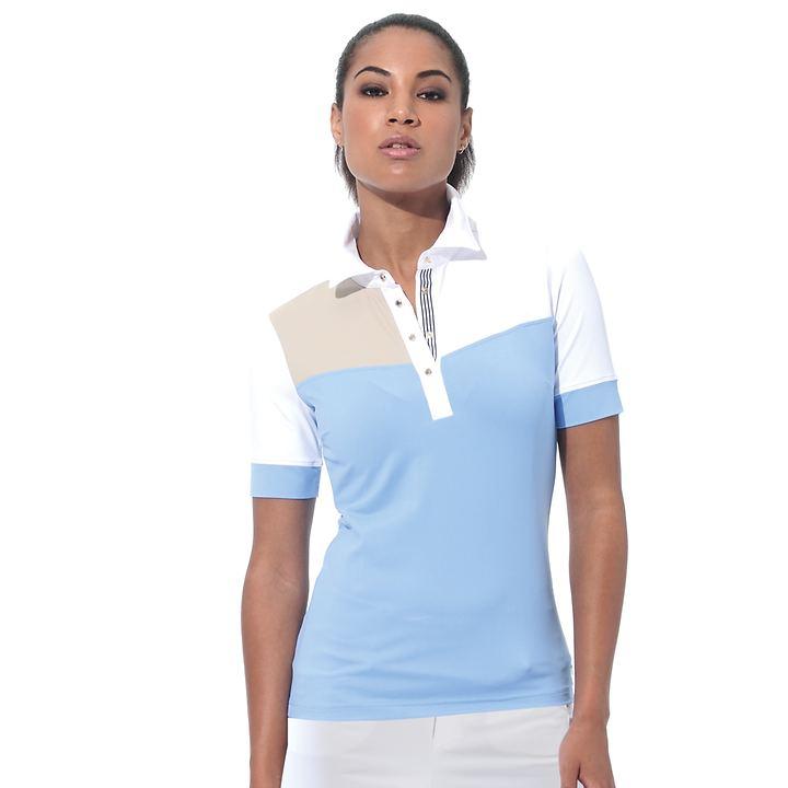 Poloshirt Meryl hellblau Gr. 36