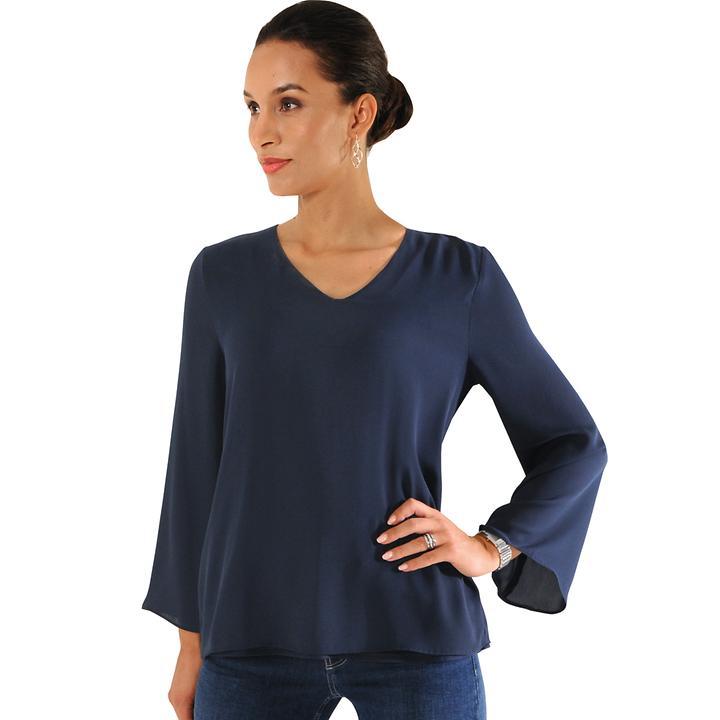 Shirt Viktoria blau Gr. 38