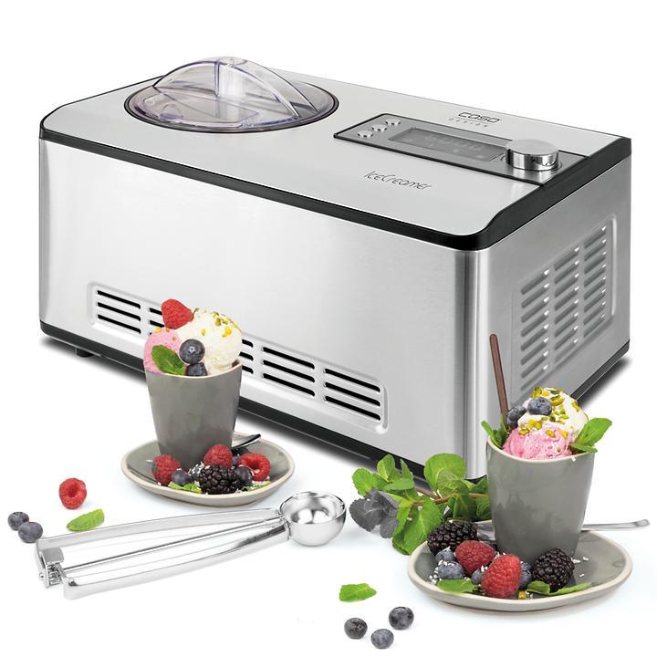 2-in-1-Design-Eismaschine IceCreamer