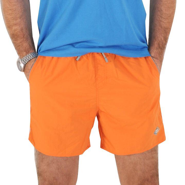 Badeshorts Garibaldi orange Gr. 3XL (58)