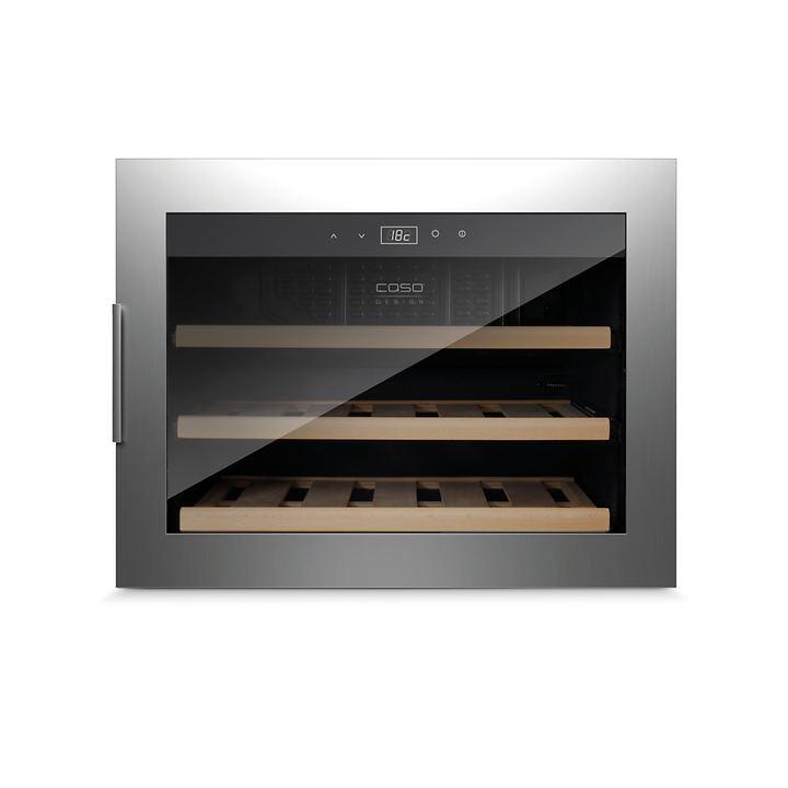 Design Einbaukühlschrank WINESAFE 18 INOX