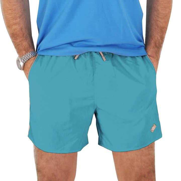 Badeshorts Garibaldi blau Gr. L (52)