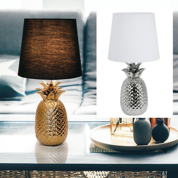 Tischleuchten Ananas