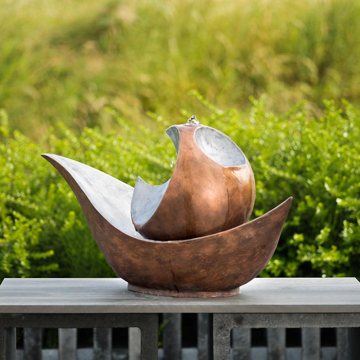 Design-Brunnen Padula