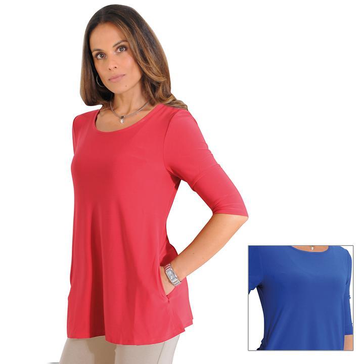 3/4-Arm-Shirt Thea