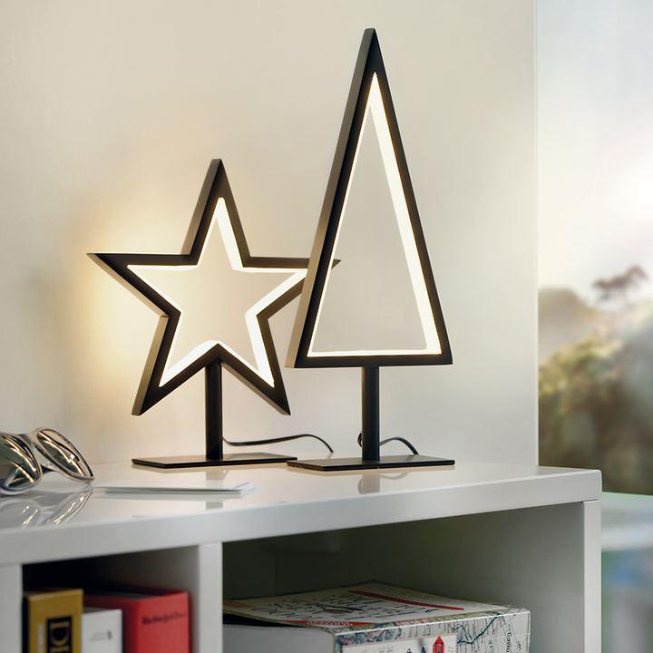 LED-Stern & LED-Baum
