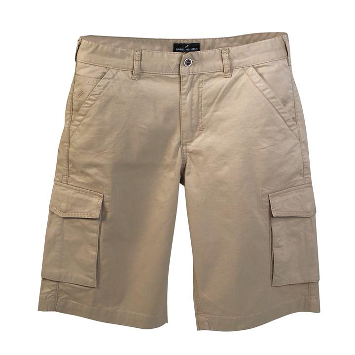 Shorts William, beige, Gr .XXL