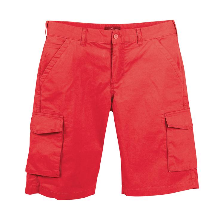 Shorts William, rot, Gr. XL