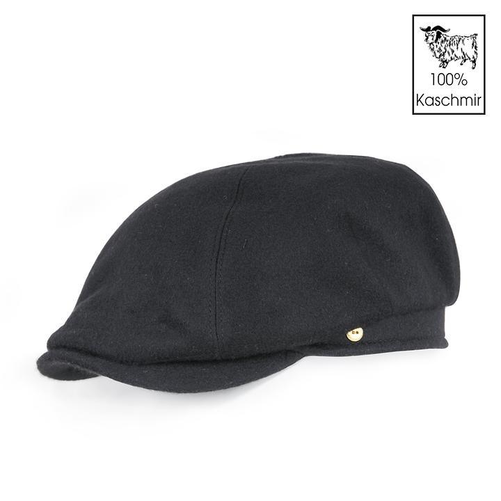 Flatcap Kaschmir 56 cm
