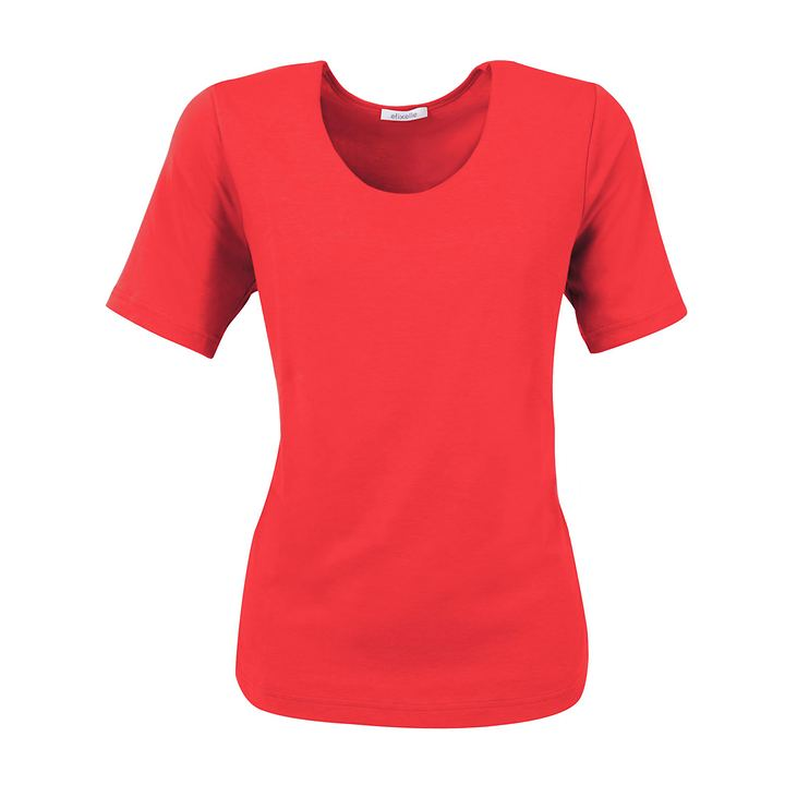 Shirt Paris mohnrot Gr. 46