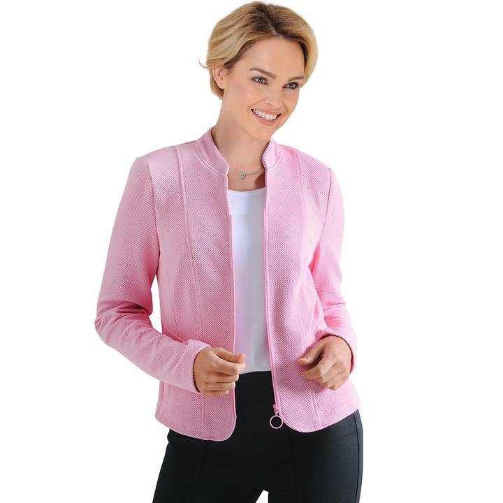 Jacke Kimberly rosé Gr. 40