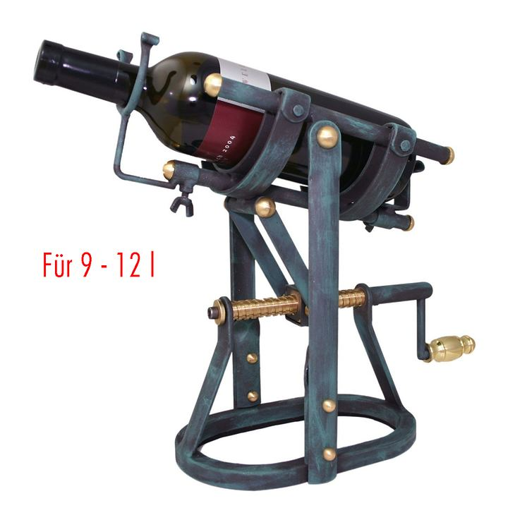 Dekantiermaschine BUTTLER für 9 - 12l Flaschen