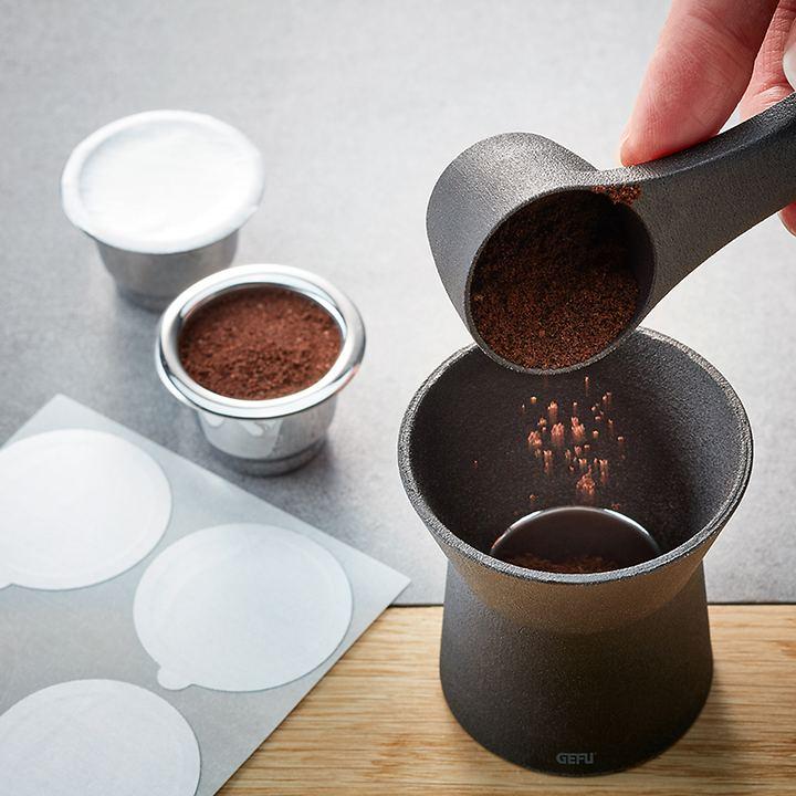 Kaffeekapsel-Set Conscio