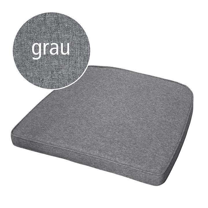 Sitzkissen für Hastings,grau