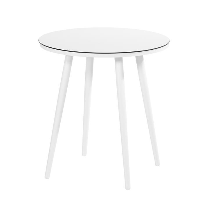 >Tisch Sophie H 70 x D 66 cm mit Metallbeinen