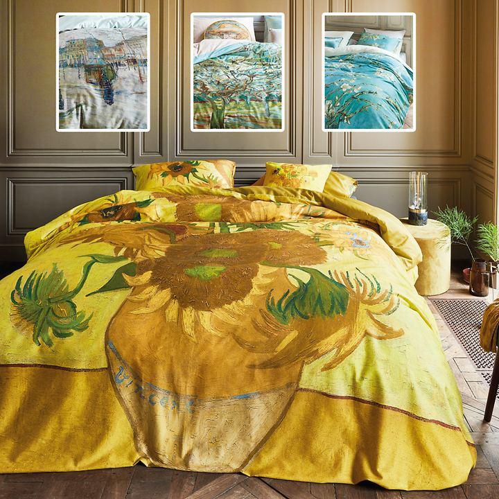 Bettwäsche-Kollektion Vincent van Gogh
