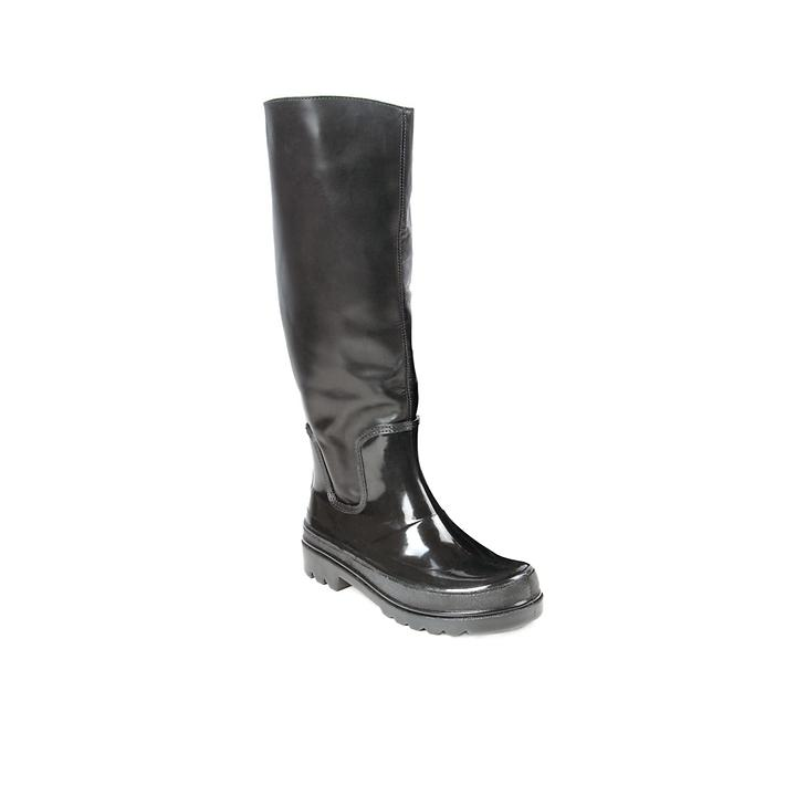 Damen-Gummistiefel Black Magic