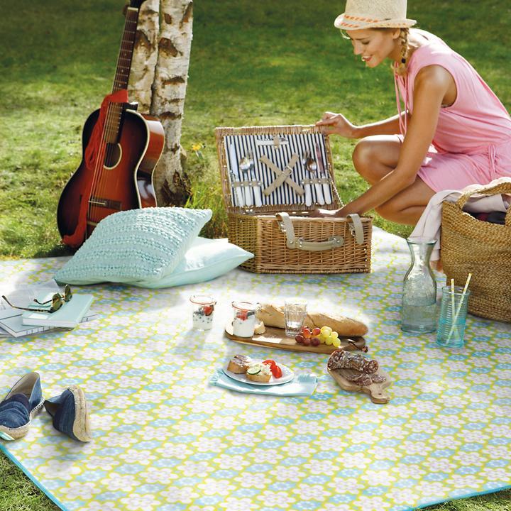 XXL-Picknickdecke