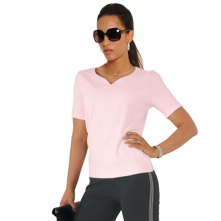 Shirt Holly rosé Gr. 40