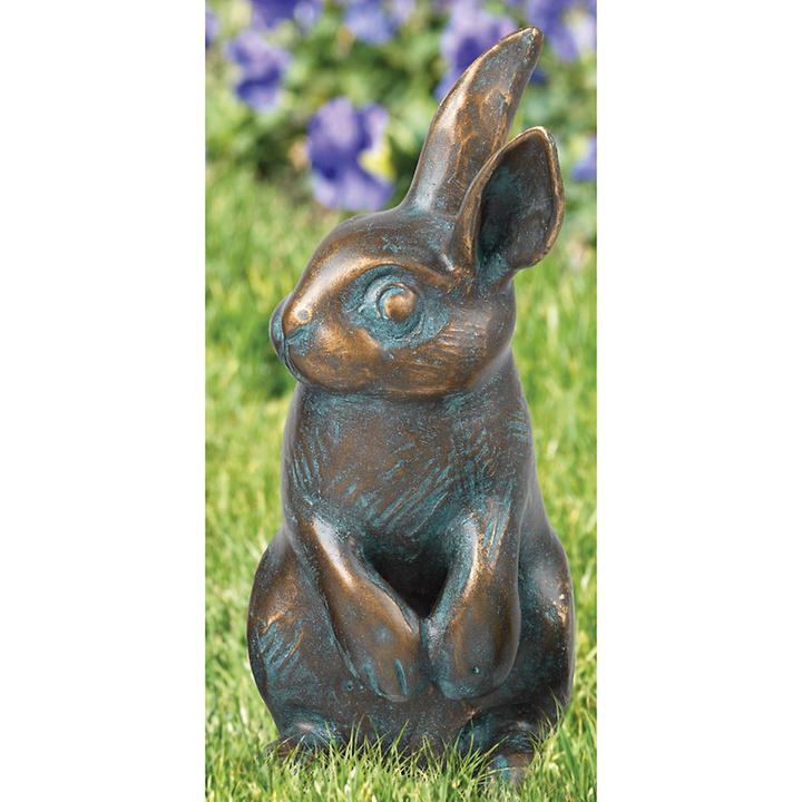 Skulptur Kaninchen, stehend