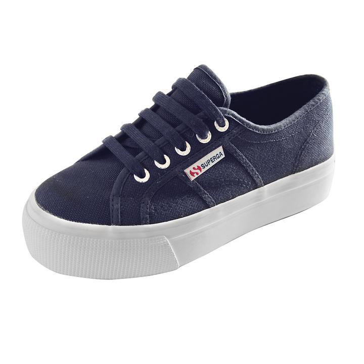 Sneaker Classic hoch navy, Gr. 36