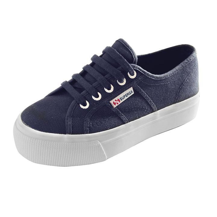 Sneaker Classic hoch navy, Gr. 38