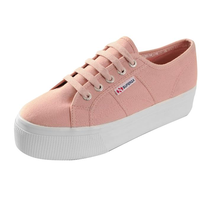 Sneaker Classic hoch rosé, Gr. 36