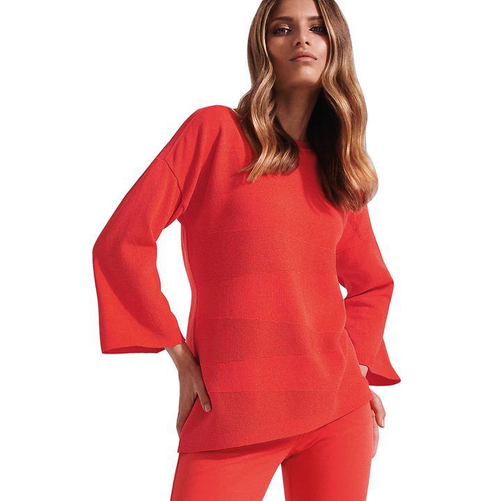 Pullover Melissa koralle Gr. 40