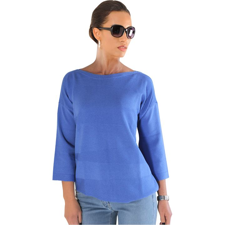 Pullover Melissa blau Gr. 44