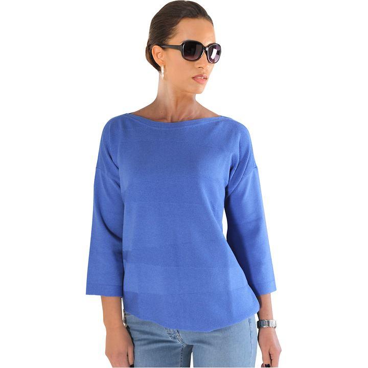 Pullover Melissa blau Gr. 34