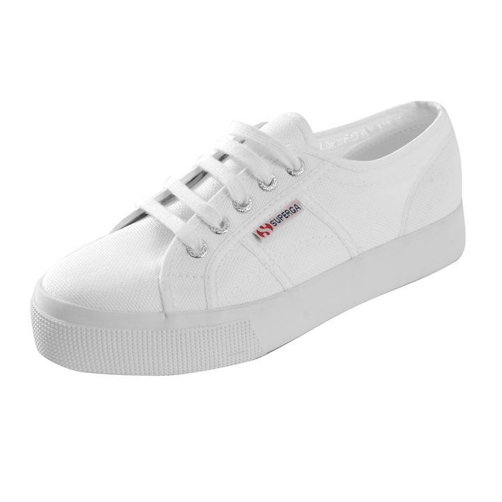 Sneaker Classic hoch weiß, Gr. 41