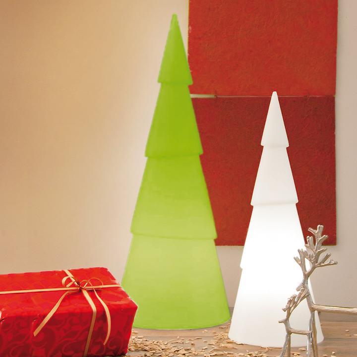 Moderne Weihnachtsbeleuchtung Außen.Leuchtbäume Shining Tree Promondo