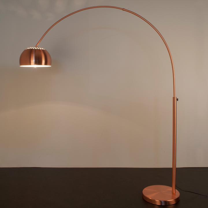 Bogen-Lampe Copper