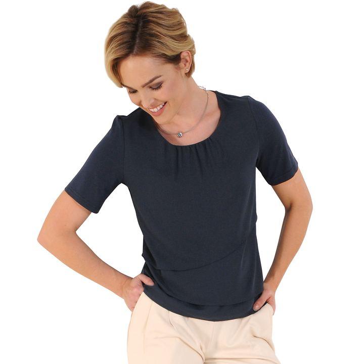 Shirt Rebecca marine Gr. 36