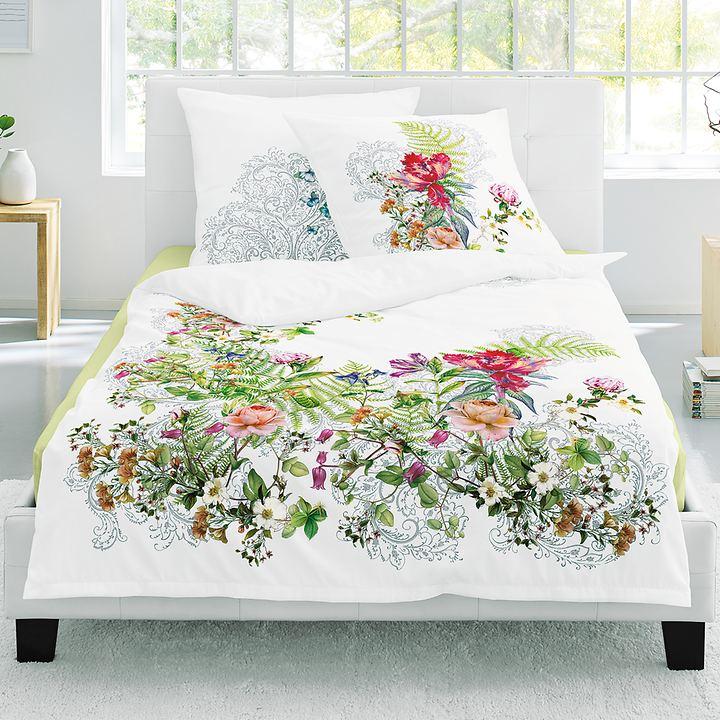 Bettwäsche Blumen Promondo