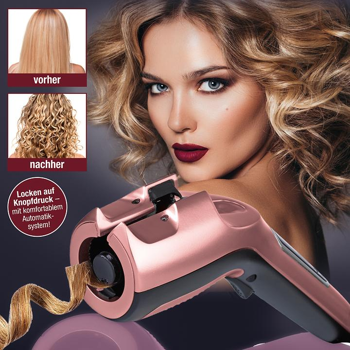 Lockendreher Hair Curler