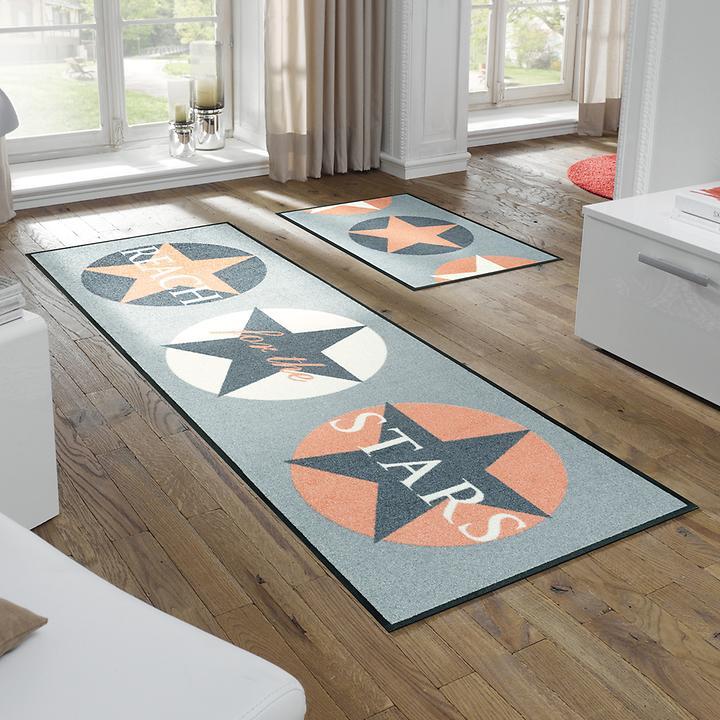 Fußmatte & Läufer Stars